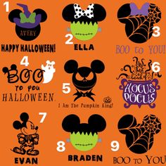 Group Price* Family Disney Halloween Shirts, Mickeys Not So Scary Halloween Party Dulceros Halloween, Disney Halloween Shirts, Adornos Halloween, Fairy Halloween Costumes, Family Halloween, Disney Shirts, Holidays Halloween, Disneyland Halloween, Halloween Buckets