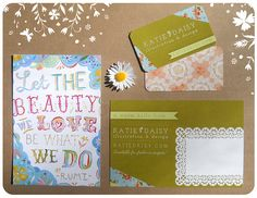 Promotional Goodies by katiedaisy, via Flickr
