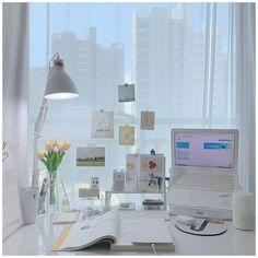 Room Design Bedroom, Room Ideas Bedroom, Bedroom Decor, Cute Room Ideas, Cute Room Decor, Desk Inspiration, Desk Inspo, Study Room Decor, Study Rooms