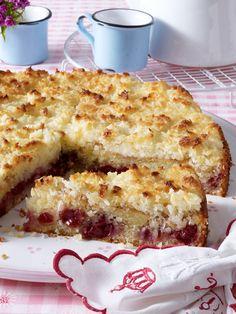 25 Kuchen mit Kirschen - Sommerglück!