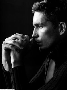 Jim Caviezel, love, love, love him.