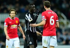 Van Gaal: I can't imagine Evans spat on Cisse