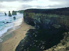 12 Apostels Great Ocean Road. #12apostles #greatoceanroad #greatoutdoorsadventure #travel #traveling #travelgram #potd #australia #australiagram #stunning #mothernature #instapic by yana_meeee http://ift.tt/1ijk11S