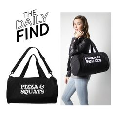 """""""Daily Find: GFLN Bag"""" by polyvore-editorial ❤ liked on Polyvore featuring DailyFind"""