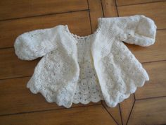 FLAW SALE Vintage Handmade  baby Infant Toddler by LittleMarin,