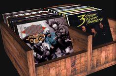Virtuelles Platten-Diggen: 90s Era Hip-Hop