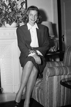 20 Lauren Bacall Style Moments We Love (Photos)