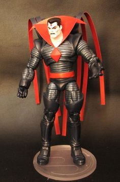toycutter: Mr. Sinister action figure (Marvel Comics)