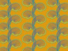 """Under The Ivy"" by WaspSummer Art Deco, Gold, Kate Bush, Nouveau, Old, Rich, Under The Ivy, bold, contrast, elegant"