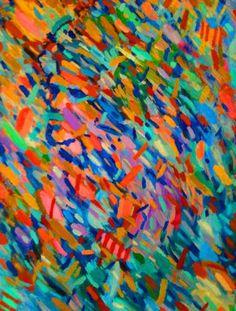 "Saatchi Art Artist Nada  Sucur Jovanovic; Painting, ""Faraon"" #art"