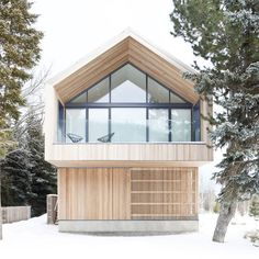 Modern Chalet Design Ideas, Pictures, Remodel and Decor