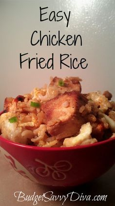 Super easy to make, frugal, yummy