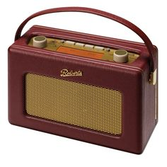 Buy ROBERTS Revival DAB Digital Radio, Red from our Radios range at John Lewis. Free Delivery on orders over Roberts Radio, House Doctor, Tvs, Televisions, Portable Dab Radio, Radio Red, Poste Radio, Muuto, Relaxation Gifts