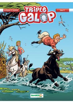 Tome 12 : Triple Galop