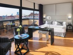 Privilege Junior Suite with terrace #h10hotels #h10