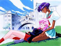 Revolutionary Girl Utena #japanese #anime