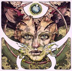A Perfect Monster — Official art blog of John Dyer Baizley