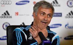 Portugalczyk pod dużą presją z powodu słabych wyników drużyny • Jose Mourinho teraz w Chelsea Londyn ma tak • Wejdź i zobacz więcej >> #mourinho #funny #football #soccer #sports #pilkanozna