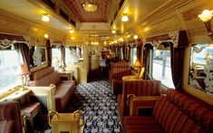 Unforgettable train journeys -    The Ghan, Australia  As legendary as it is lengthy, the path of The Ghan cuts through Australia's harsh interior, spanning the 1,500km gap between Alice and Darwin. Crossing the Outback's vast expanse, the views on this …