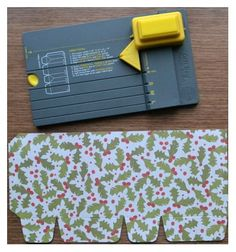 Posts about gift bag punch board written by alydosdall Gift Bag Punch Board, Envelope Punch Board, Scrapbook Box, Scrapbooking, Diy And Crafts, Paper Crafts, Craft Punches, We R Memory Keepers, Craft Business