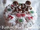 Kathy's Faux Desserts - Artist of Beautiful Whimsical Fake Food Faux Desserts