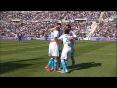 FOOTBALL -  But André AYEW (45') - Olympique de Marseille - Toulouse FC (2-1) - http://lefootball.fr/but-andre-ayew-45-olympique-de-marseille-toulouse-fc-2-1/