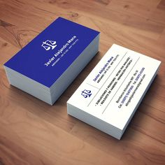 2016 / ABOGADO / Tarjetas Personales 85 x 50 mm / Impresión Offset / Acabado OPP Mate / #tarjetadepresentacion #tarjetaspersonales #businesscards #diseñografico #graphicdesign #stationery #printing