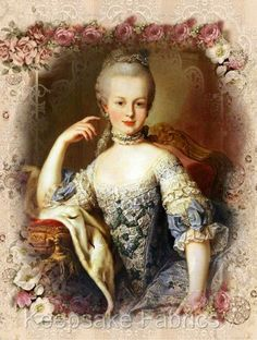 Elegant Marie Antoinette Quilt Block Multi Sizes FrEE ShiPPinG WoRld WiDE 7A