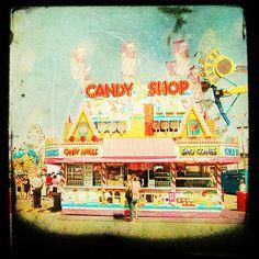 Candy Shop art