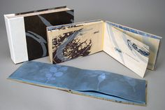 Mark Waguespack. Rippled Responses. UFDC - Book Arts Digital Collection