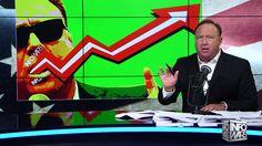 Democrats Attack Alex Jones For Raising The Stock Market