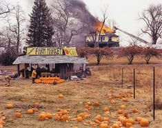 Joel Sternfeld was a pioneer of color art photography. I recommend the current exhibition at FOAM in Amsterdam.
