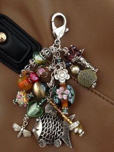 Design your own photo charms compatible with your pandora bracelets. Diy purse charms (2)