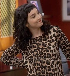 Mandy Baxter Fashion on Last Man Standing Molly Ephraim Hot, Amanda Bynes, Leopard Print Top, Last Man Standing, Woman Crush, Gossip Girl, Beautiful Actresses, Style Icons, Cute Outfits