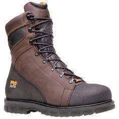 Timberland Pro Men's Rigmaster Steel Toe Waterproof Boots