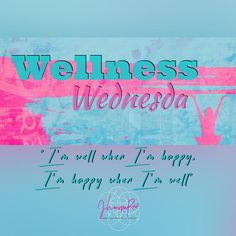 #WellnessWednesday What does your well-being mean to you? Imagine being able to do the things you love because you have the capacity to enjoy them! How are you able to create balance in your life? Are you doing the things that light you up and make you happy? You create a ripple of energy that affects everyone around you! Feel well and be well! #jhoannarae #soulgeniussynergist #yoursoulsynergy