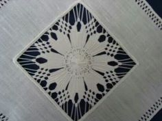 More amazing whitework from Blue Sydonie Hardanger Embroidery, Lace Embroidery, Cross Stitch Embroidery, Tenerife, Drawn Thread, Point Lace, Embroidery Patterns Free, Lace Making, Embroidery Techniques