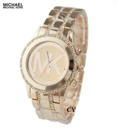 Michael Kors Women watches outlet, offer cheap watches in various styles.