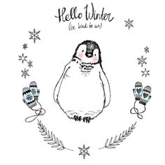 marieke ten berge: hello winter