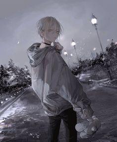 Dark Anime Guys, Cool Anime Guys, Handsome Anime Guys, Cute Anime Boy, Anime Art Girl, Manga Art, Manga Anime, Anime Boys, Anime Angel