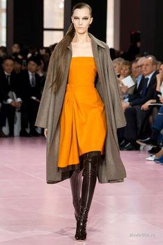 Женская мода: Christian Dior, осень-зима 2015-2016