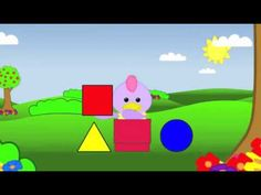 Vormen - Leren met Vogel - www.lilaland.nl Learning Shapes, Kids Learning, Shapes For Kids, Too Cool For School, Preschool Crafts, Math Activities, Classroom, Museum, Colours