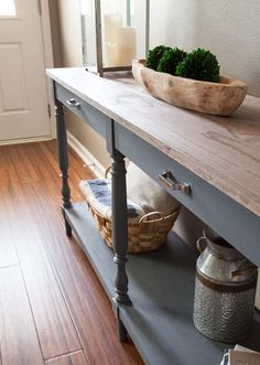 Simple Tweaks for 3 Modern Farmhouse Furniture Projects: Shanty 2 Chic