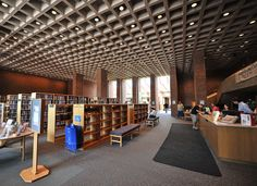 """Cleo Rogers Memorial Library 