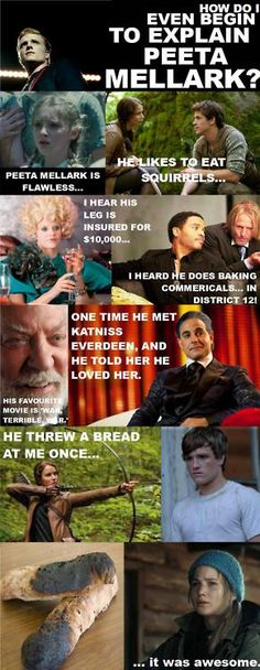 Hunger Games & Mean Girls...two of my favorite things!!!