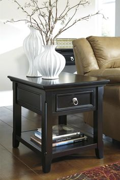 T8113 in  by Ashley Furniture in Tulsa, OK - Rectangular End Table