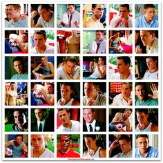 Oh, the many faces of Duke Orsino/Channing Tatum in She's the Man. :)