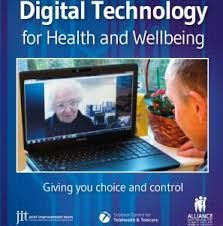 Digital Technology for Health and Wellbeing - Joint Improvement Team (JIT) Cyber Safety, Digital Citizenship, Keeping Healthy, Digital Technology, Signs, Health And Wellbeing, Natural Health, Workplace, Health Care