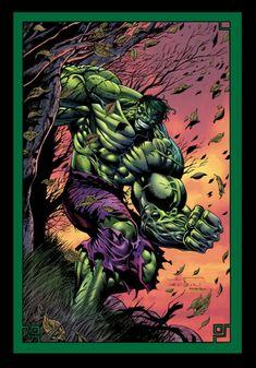 Hulk by Liam Sharp