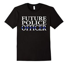 Men's Kids Police Shirt Future Police Officer T Shirt Small Black Shoppzee Firefighter, Police & Law Enforcement Tee http://www.amazon.com/dp/B01CR96C44/ref=cm_sw_r_pi_dp_KGC8wb15TN69E